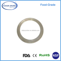 food-grade silicone rubber gasket