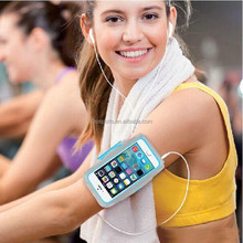 Excellent Fashion Sport Armband case For iphone5 Dustproof breathable style bag