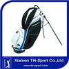 Classic golf bag with cooler pocket