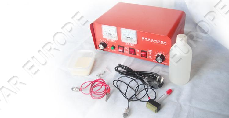 electrochemical etching machine price