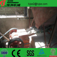 less investment gypsum powder whole production line