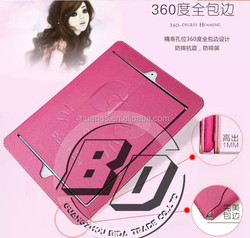 Wholesale Popular Ultra slim Cute Hello Kitty PU Leather Tablet case For iPad mini 4 tablet case fast delivery