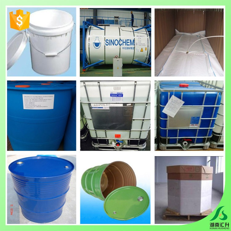 Bulk Packages for Syrup