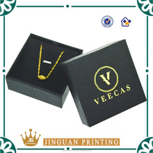 Classical style!! elegant jewelry display ring paper box, jewelry diaplay necklace paper box wholesale china