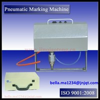 SC Precision Machinery VIN Code Dot Peen Marking Machine