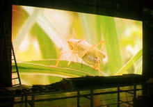 p16 led screen display green for outdoor advertising/rgb 16mm waterproof led modules/xxx video scrolling messege led board