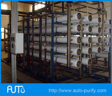 SeaWater Desalination Energy Recovery RO Water Plant For Malaysia