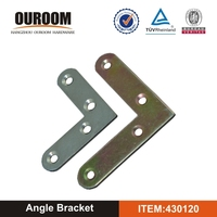 Standard Competitive Price 2015 High Quality Wholesale Metal Z Angle Bracket