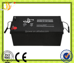 China manufacturer 12v/200ah gel deep cycle battery 12v ups battery prices in pakistan