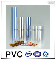 stretch solid medical pvc film type