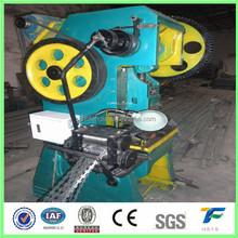 high efficiency razor wire machine, razor wire making equipment, razor wire production line