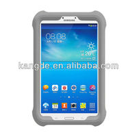 customize silicon case for Samsung Galaxy Tab 3 8.0 T310 T311 impact drop shock proof case for tablet 8 inch for kids