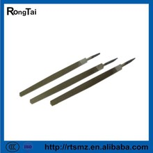 single cut slim taper file with hardness HRC62-65 made in China