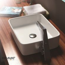 chaozhou wash basin fixing bathroom New design Easy to clean