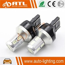 Long life time CANBUS-T20,S25,constant current, non-polarity, anti 18V electrical surg led car tuning light