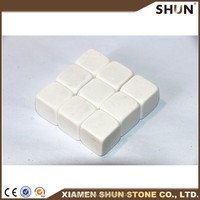 whisky cooling ice cube factory supply   White Color Whiskey Rocks