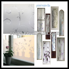 Decorative stained glass window film,decorative static cling window film