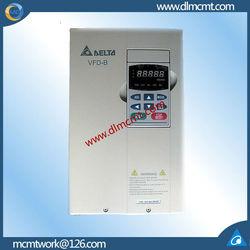 Hot sale 3 phrase inverter DELTA VFD055B43A stock
