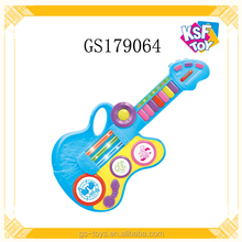 Electronic Organ Toy Musical Instrument Battery Guitar Toy For Kids