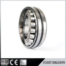 Spherical Roller Bearing With Steel Cage,22214 E/ 22212 CC/W33 Spherical Roller Bearing