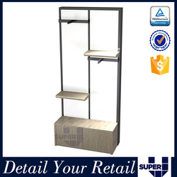 cloth cabinets furniture,cloth display showcase,clothes wood hanging