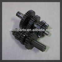 customized reducer spur gear shaft,motorcycle transmission gear,vertical shaft gear