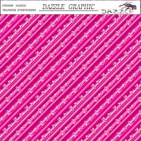 High Popularity DAZZLE No.DGDAS0221 Pink Ribbon Hydrographics Water Transfer Printing Film