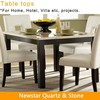 Newstar home used custom cut marble table top