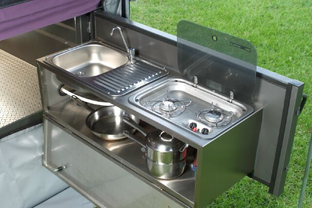 Amazing New JAWA TRAX12 Offroad Hybrid Caravan  Sleeps Up To 4 For Sale In