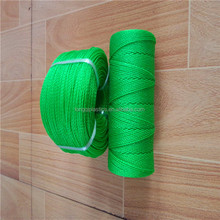 boat rope/HDPE / PE twine for fishing net reparing/taian factory