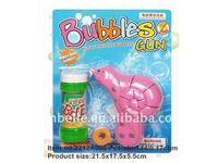 Safe-Bubble Gun/kids toy bubble gun