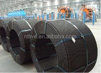 4*31 galvanized steel wire rope 8mm