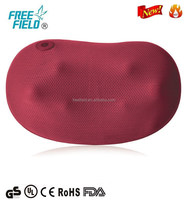 Smart massage pillow, kneading head massage pillow,relax and person health care cervical spondylosis massage pillow
