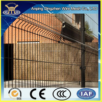 Particular PVC coated welded wire mesh fence panels in 6 gauge alibaba China