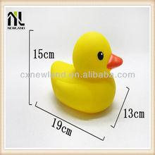 2014 cheap floating race bulk bath promotional rubber duck