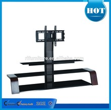 Designed for office wooden tv stand,2015 stainless steel furniture