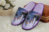 Beautiful House Slippers for Women EVA Sole Indoor Slippers