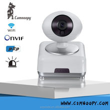 Motion Detection 10 meters night vision P2P Wireless Indoor IP Camera CE FCC ROSH Support TF Card 128GB Storage
