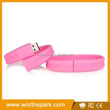 OEM bulk medical alert bracelet usb flash drive
