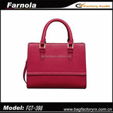 Newly fashion designer saffiano leather bag woman stylish handbags