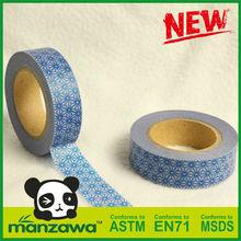 Manzawa Canadian printed adhesive tape