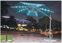 Garden LED Roman umbrella