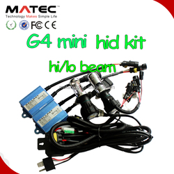 Car HID Xenon Kit h4 high low H4-3 Hi/Lo car Bi xenon hid kits 35w Hi Lo Beam Lamp for polo