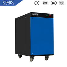 High frequency variable voltage dc power supply for plating