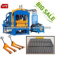 Dongyue QT4-15C automatic siemens motor brick machinery made in china