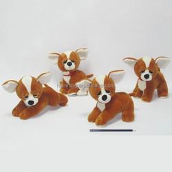 Plush wild animal stuffed promotion dog toy gifts