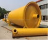 Mosted Advanced Full Automatical Continuous Used Plastic Oil Pyrolysis Plant used tyre to oil