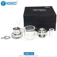 Stock Offer!!!!!New UD Goblin Mini 3ml Goblin Mini RTA by UD Youde