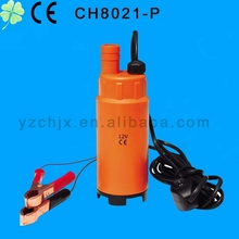 CH8021 DC 12V/24V high quality submersible pump/12 volt centrifugal pumps