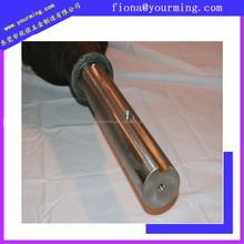 precision polishing brass/copper air shaft